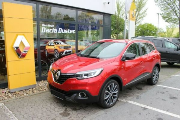 Renault Kadjar Bose Edition TCe 160 *Full LED*